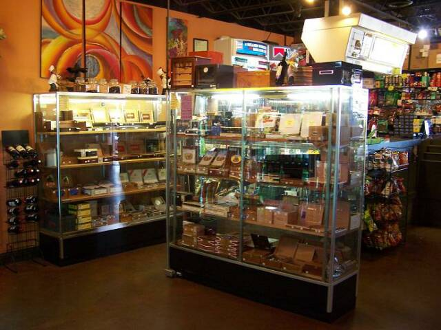 Fine Cigars and Humidors at Puff n Stuff