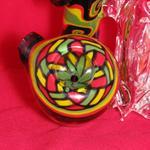 Freeek Fumed Marble Glass Pipe